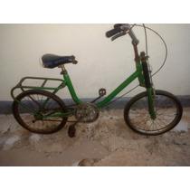 Bicicleta Antiga Brandani Original