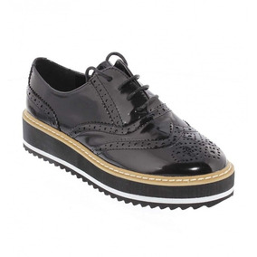 Zapatos Oxford De Moda Para Damas Calzado