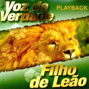 Playback Voz Da Verdade - Filho De Leão [original]