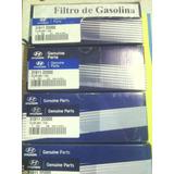 Filtro Gasolina Hyundai Elantra 2.0 - 1.6 Original!!