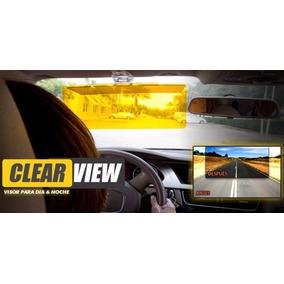 Clear View Visor Para El Día Y Noche