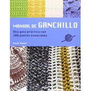 Manual De Ganchillo, Sara Hazell, Librero
