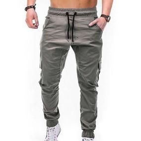 Pantalon Jogger-cargo Style Casual Moda 2019