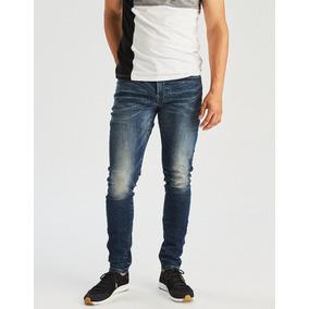 Pantalon American Eagle De Hombre Talla 33x30 Nueva Original