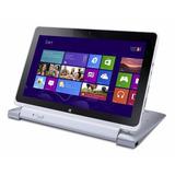 Tablet Acer W510-1447 10.1 2gb 64gb W8 Plata