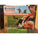 Furadeira Bristol Para Motoserra Ms Stihl + Brinde