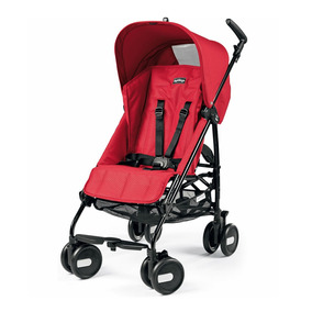 Coche De Bebe Peg Perego Pliko Mini Mod Red