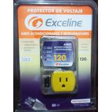 Protector Exceline Aire Acond Y Refrigeradores 110 Volt