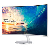 Monitor Samsung Led Curved 27p Cf591 Series Lc27f59 (jn1814)