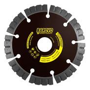 Disco Corte 115mm Segmentado Diamantado Mamposteria Barovo