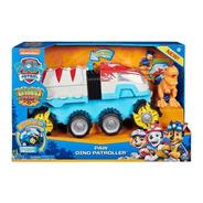 Paw Patrol Camion Gde Dino Rescue C/figura Caffaro