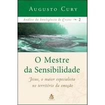 Coleção - Augusto Cury- Analise Da Inteligencia De Cristo