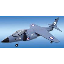 Aeromodelo Jato Harrier Ductfan 4chguanli Completo Sem Lacre