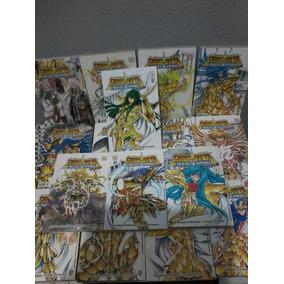 Mangá Cavaleiros Do Zodiaco Lost Canvas Gaiden Completo!!!