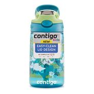 Garrafinha Infantil Contigo ® Kids Dinossauros 414ml