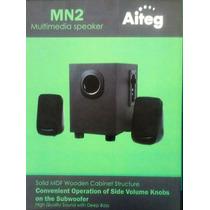 Corneta 2.1 Aiteg Mn2 Bluetooth / Sd / Pendrive / Radio