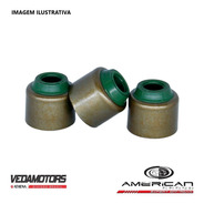 Kit 3 Retentor  Valvula Admissão Yamaha Yzf250 01-13 Wr250f