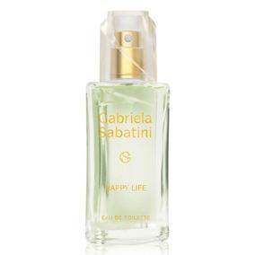 e68cc7e6ff4 Perfume Gabriela Sabatini Happy Life Eau De Toilette 30ml por Lojas Rede