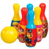 Juego De Bowling Paw Patrol Mejor Precio!!