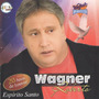 Cd Wagner Roberto - Espírito Santo - Playback Incluso