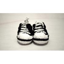 Zapatos Tenis Converse Tejidos Para Bebé