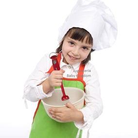 Juego De Cocina Para Nena Juguete Minipimer Bosch Original