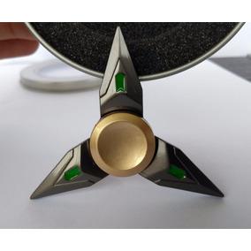 Fidget Hand Spinner Metal Gira 2 Minutos