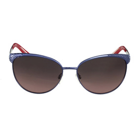 aa92832cd99ac Óculos De Sol Just Cavalli Fashion Roxo Jc678s 5890b
