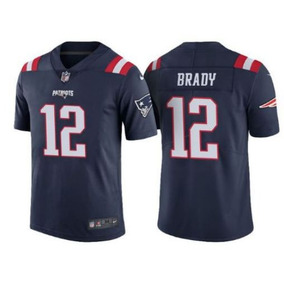 Camisa Nfl New England Patriots 12 Brady Tam 48 - Camisas no Mercado ... bc7c3aa1cc2