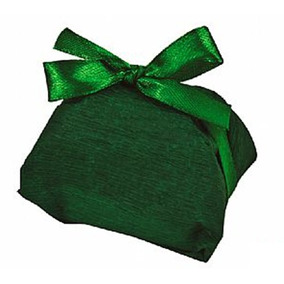 Papel Para Bem Casado Verde Escuro - 40 Unidades