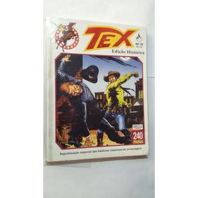 Gibi Tex Edição Historica N.78 Rarissímo Veja As Imagens