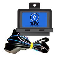 Simulador Sonda Lambda Flex Tury T68 Veículos 4cil. 2 Sondas