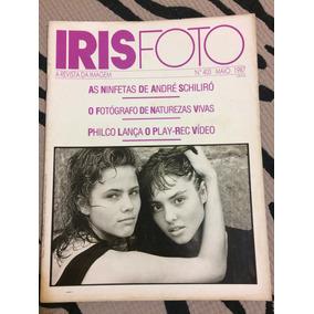 Revista Iris Foto 87 As Ninfetas Luiza B Diana Janne Sandra