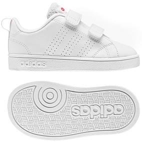 Kids Tenis adidas Vs Adv Ci Cmf Bb9980 Blanco Pv