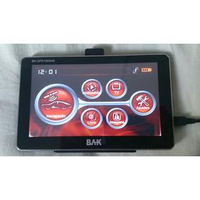 Gps Bak 7005hd - Tv Digital