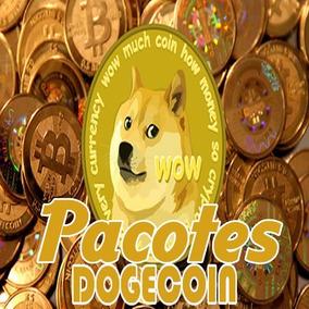 26 Dogecoins, Envio Imediato | Tipo Bitcoin - Ethereum