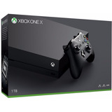 ¡¡ Consola Xbox One X 1tb Nueva En Wholegames !!!