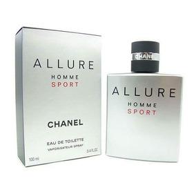 Colonia Chanel Allure Sport Homme Original