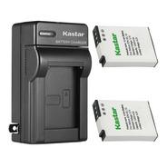 Kit Cargador + 2 Baterías En-el 12 Nikon Coolpix Aw130 B600