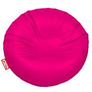 Sillon Puff Circular Grande Fiusha Soporta Hasta 115 Kg