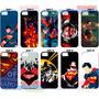 Kit 02 Capinhas Superman Batman Mulher Samsung/xperia/iphone