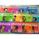 Mafalda, Todos Sus 12 Libros. $1195.00