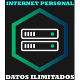 Internet Personal - Claro | Vps | Datos Ilimitados | 4g/3g |