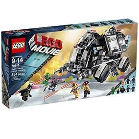 Lego The Movie 70815 Policia Super Secreta