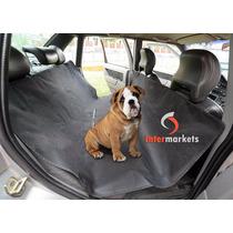Capa Banco De Carro Protetora De Cães Original Impermeável