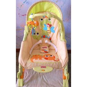 Vendo Silla Mecedora Fisher-price Para Bebes