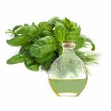 Aceite Esencial Natural P/crema Albahaca X 8.5g X 3u