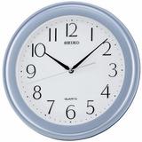 Reloj De Pared Seiko 28,7cm Qxa576ll Plateado Original