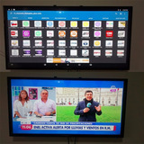 Android Tv + Iptv Full 700 Canales,cdf Hd,fox Hd Y Mas