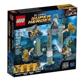 Lego 76085 Héroes Batalla Atlántida Aquaman 197pz Oferta